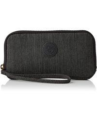 Kipling Supermoney Wallet - Black