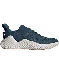 Chaussures Alphabounce adidas pour homme en coloris Noir - Lyst