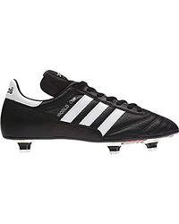 8117ed3163e77 Adidas World Cup Men s Football Boots In Black in Black for Men - Lyst