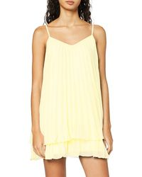 Guess Hoela Romper Casual Dress - Yellow
