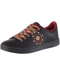 Desigual Shoes Cosmic - Negro