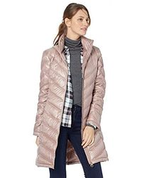 Calvin Klein Down Coat - Multicolour