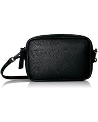 Ecco Sp 2 Pouch With Strap Clutch - Schwarz