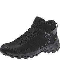 adidas Originals Terrex Eastrail Mid Gtx Hiking Boot - Black