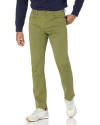 Amazon Essentials Athletic-fit Stretch Jean - Green