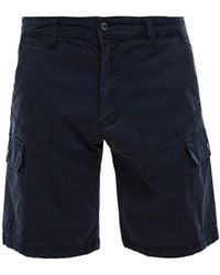 S.oliver RED Label Relaxed Fit: Cargo-Bermuda Dark Blue 29 - Blau
