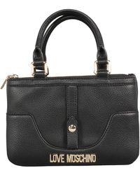Love Moschino Jc4214pp0a Cross-body Bag - Black