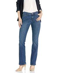 Lee Jeans Iconic Regular Fit Bootcut Jean - Blu