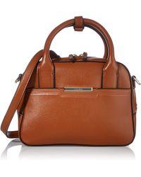 Calvin Klein Focused Bowling Bag Sm Duffle - Brown