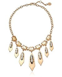 """Vince Camuto - Short Drama Necklace, 16"""" - Lyst"""
