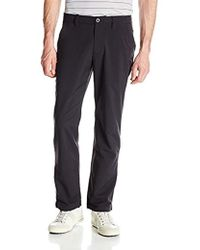Under Armour 2015 Match Golf Trousers For - Black