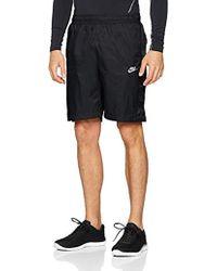 Nike - Ce Short Wvn Core TRK Pantaloncini Sportivi Uomo - Lyst