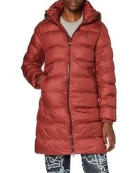 G-Star RAW Whistler Hdd Slim Long Coat Wmn Jacket - Red