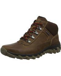 Rockport Cold Springs Plus Chukka Combat Boots - Braun