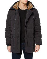Pepe Jeans Woodlander Pm401280 Coat - Black