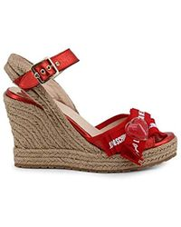 2de035bf51eb6 Red Wedges