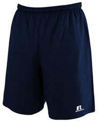 Russell Athletic - Big & Tall Cotton Jersey Pull-on Short - Lyst