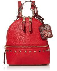 Steve Madden Joe Mini Backpack - Brown