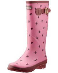 Regatta Ly Fairweather II Regenstiefel - Pink