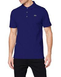 Lacoste L1230 Poloshirt - Blau