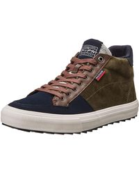 Tommy Hilfiger Core High Winter Suede Mix - Multicolor