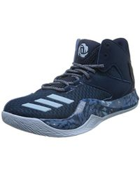 f095c24e6dba adidas   s D Rose Ace 2 Basketball Shoes in Black for Men - Lyst