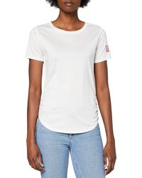 G-Star RAW Small Graphic Mysid Optic Slim T-Shirt - Blu