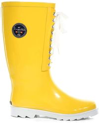 Regatta Lady Bayeux Ii Wellington Boots - Yellow
