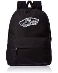 Vans Realm Backpack Casual Daypack - Black