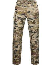 Under Armour Backwoods Straight Leg Pants - Multicolore