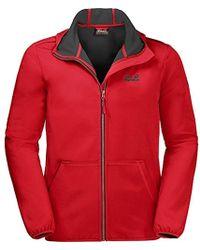b051be7de2076 Nike Essential (berlin) Jacket in Black for Men - Lyst