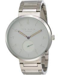 Ted Baker Josh TE50011010 s Watch - Metallizzato