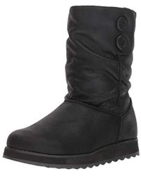 Keepsake 2.0 Slouch Boots Black