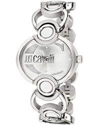 Just Cavalli R7253189515 - Orologio da donna - Metallizzato