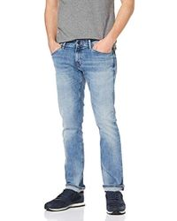 Tommy Hilfiger Slim Scanton Dyrxlt Jeans Uomo - Blu