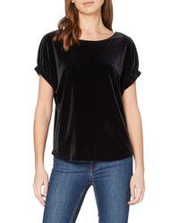 Esprit 129ee1f017 T-Shirt - Noir