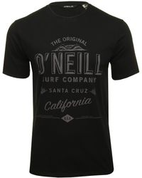 O'neill Sportswear Shirt schwarz L
