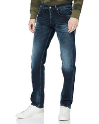 Replay Grover 573 Bio Jeans - Blu