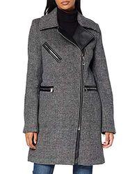 Guess Lodovica Coat Manteau - Noir