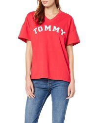 Tommy Hilfiger - Vn Tee Ss Print T-shirt - Lyst
