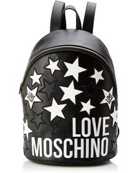 Love Moschino Jc4086pp1a 's Backpack Handbag - Black