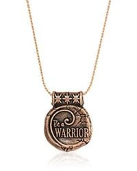 ALEX AND ANI - S Wrinkle In Time - Be A Warrior Expandable Necklace - Lyst