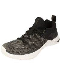 Nike - S Metcon Flyknit 3 Running Trainers AR5623 Sneakers Chaussures - Lyst