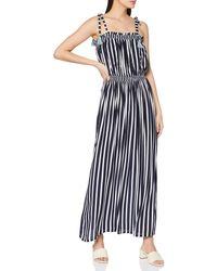 Esprit Tampa Beach Acc CVElong Dress Copricostume - Blu