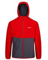 Regatta Arec Ii Jacket - Red