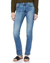 Replay Jacksy Skinny Jeans - Blau