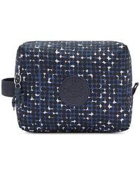 Kipling TRAVEL Accessories PARAC Small O Print - Blau
