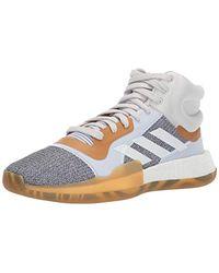 Men's Marquee Boost Low Basketball Shoe Linenblackflash Orange 11 M Us