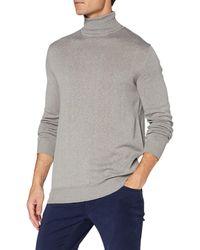 Mexx Sweater Roll Neck Maglione - Grigio