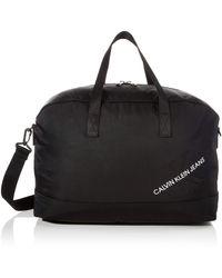 Calvin Klein Duffle - Weekend Bag - Black